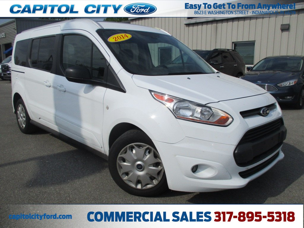 2014 Transit Connect,  Passenger Wagon #FP3676 - photo 1