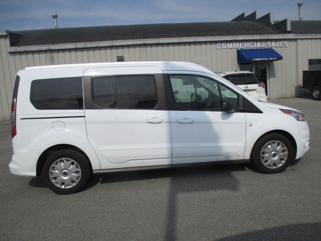2014 Transit Connect,  Passenger Wagon #FP3676 - photo 4