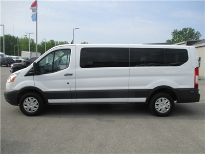 2017 Transit 350 Low Roof, Passenger Wagon #FP3678 - photo 8