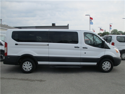 2017 Transit 350 Low Roof, Passenger Wagon #FP3678 - photo 3