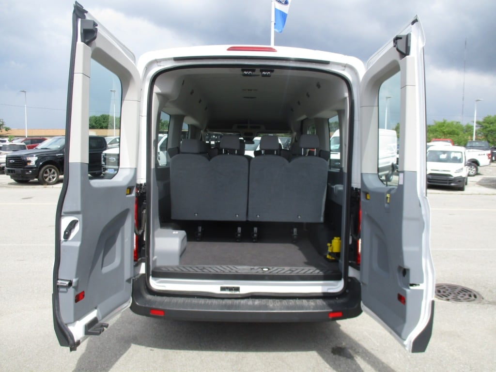 2017 Transit 350 Med Roof 4x2,  Passenger Wagon #FP3703 - photo 5