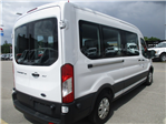 2017 Transit 350 Med Roof 4x2,  Passenger Wagon #FP3703 - photo 2