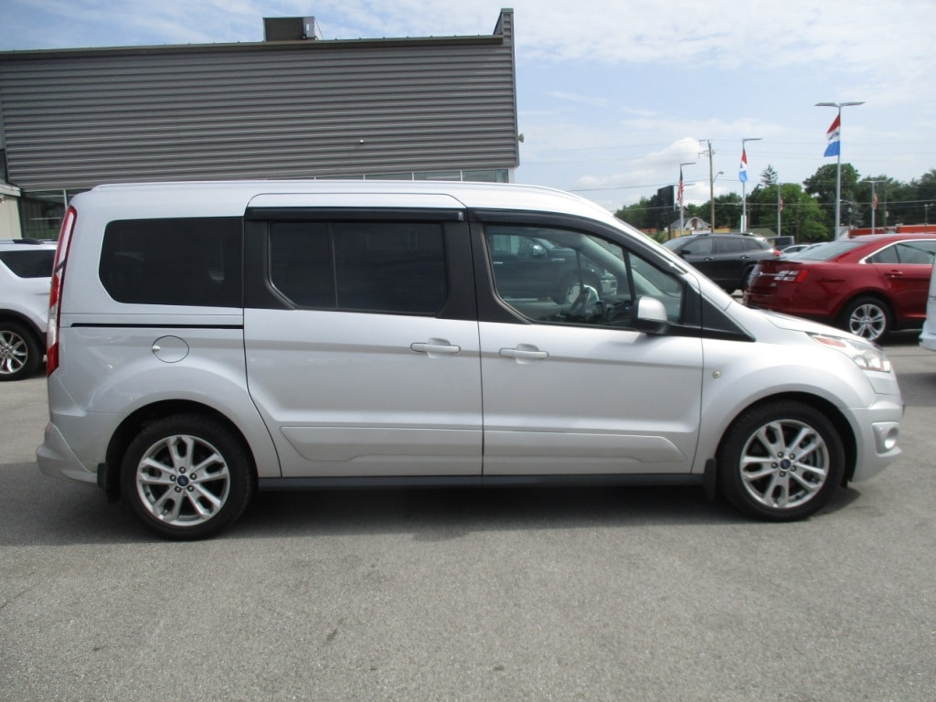 2015 Transit Connect 4x2,  Passenger Wagon #FP3704 - photo 3