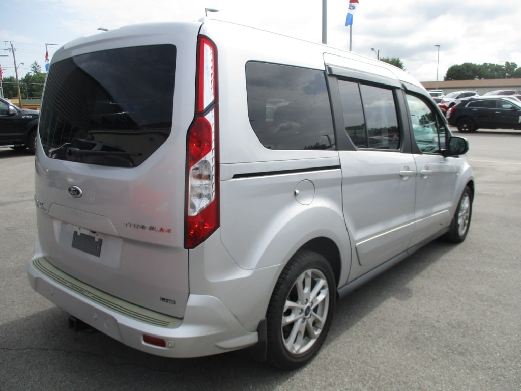 2015 Transit Connect 4x2,  Passenger Wagon #FP3704 - photo 2