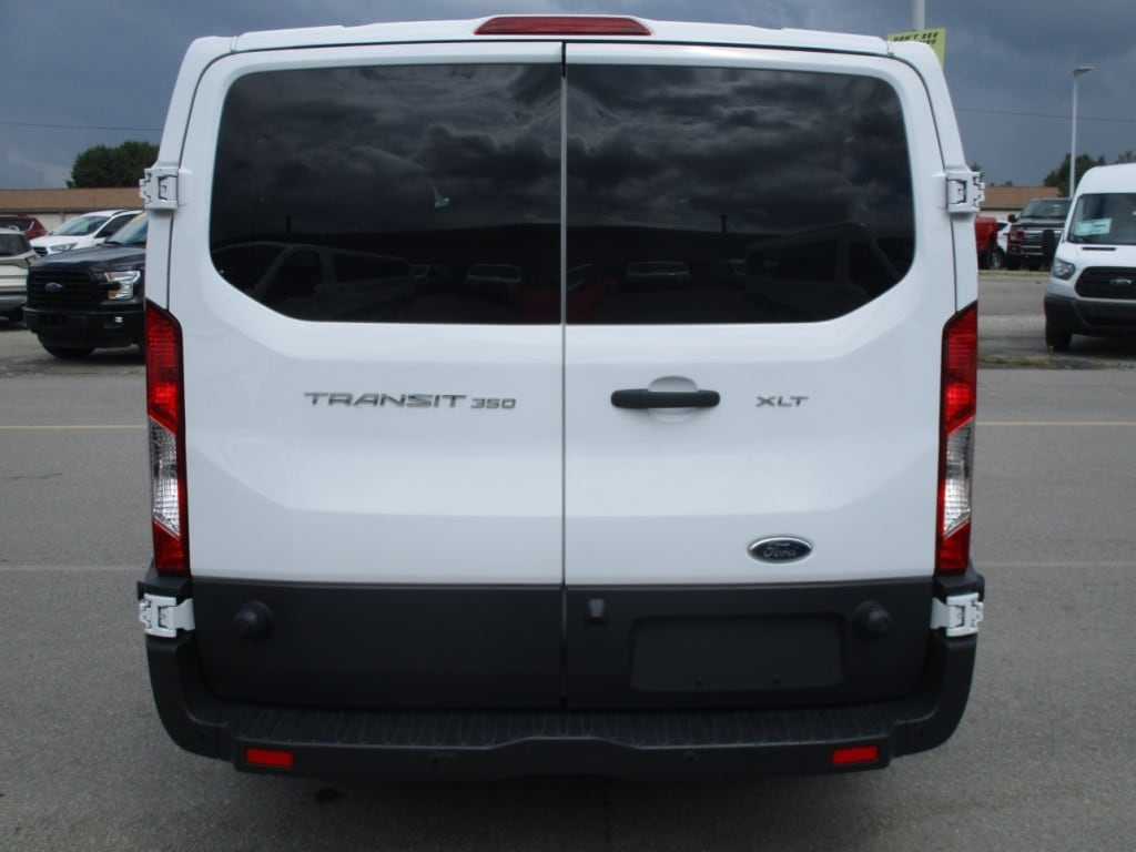 2017 Transit 350 Low Roof 4x2,  Passenger Wagon #FP3705 - photo 4
