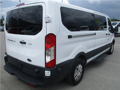 2017 Transit 350 Low Roof 4x2,  Passenger Wagon #FP3705 - photo 2