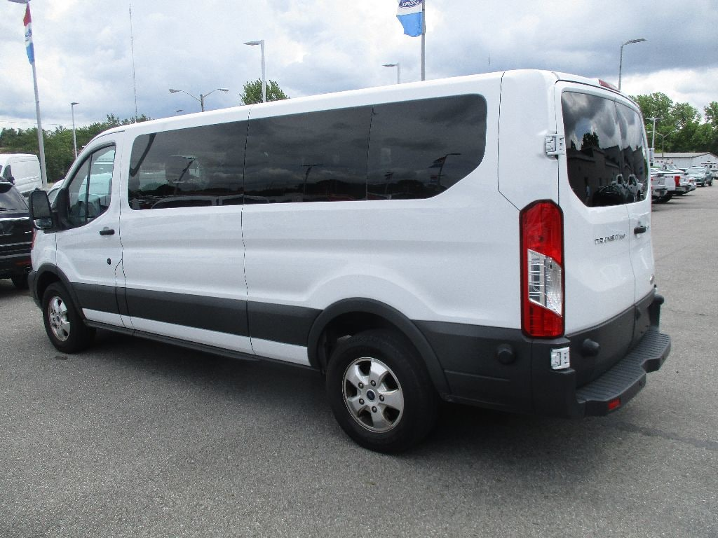 2017 Transit 350 Low Roof 4x2,  Passenger Wagon #FP3731 - photo 6