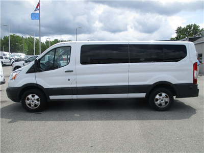 2017 Transit 350 Low Roof 4x2,  Passenger Wagon #FP3731 - photo 7