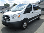 2017 Transit 350 Low Roof 4x2,  Passenger Wagon #FP3731 - photo 8