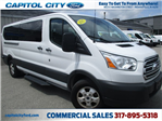 2017 Transit 350 Low Roof 4x2,  Passenger Wagon #FP3731 - photo 1