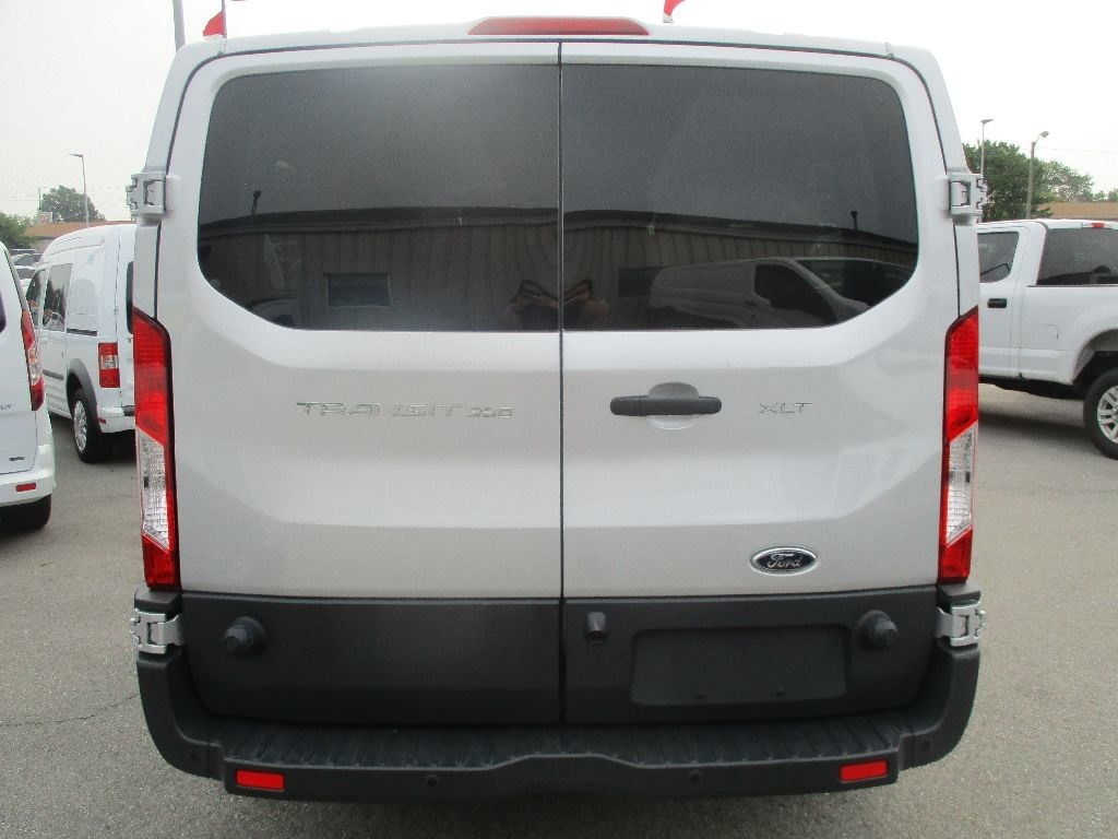 2017 Transit 350 Low Roof 4x2,  Passenger Wagon #FP3738 - photo 4