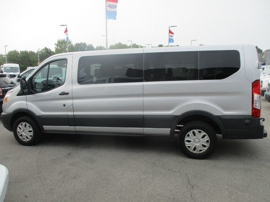 2017 Transit 350 Low Roof 4x2,  Passenger Wagon #FP3738 - photo 7