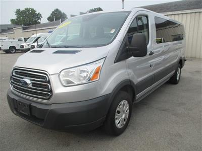 2017 Transit 350 Low Roof 4x2,  Passenger Wagon #FP3738 - photo 8