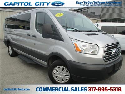 2017 Transit 350 Low Roof 4x2,  Passenger Wagon #FP3738 - photo 1