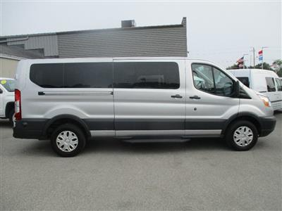 2017 Transit 350 Low Roof 4x2,  Passenger Wagon #FP3738 - photo 3