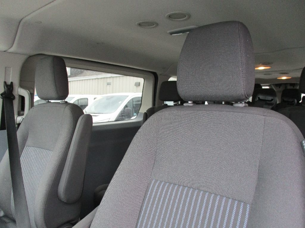 2017 Transit 350 Low Roof 4x2,  Passenger Wagon #FP3778 - photo 13