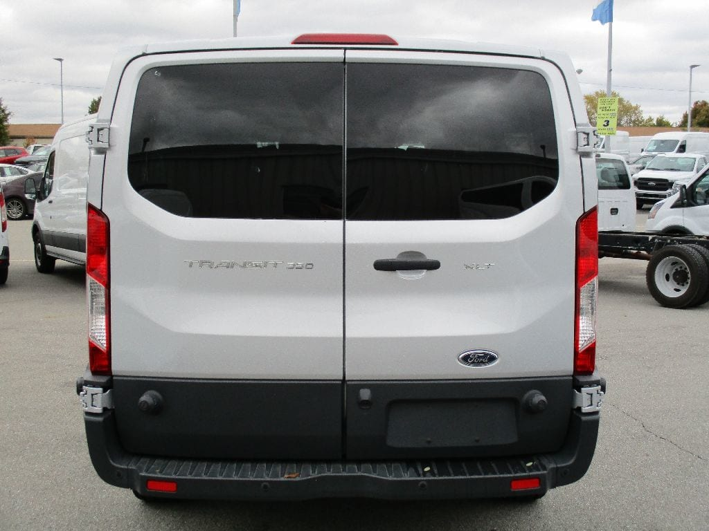 2017 Transit 350 Low Roof 4x2,  Passenger Wagon #FP3778 - photo 5