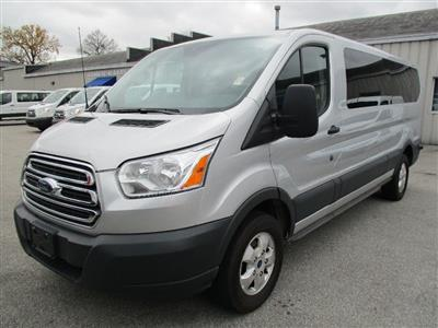 2017 Transit 350 Low Roof 4x2,  Passenger Wagon #FP3778 - photo 8