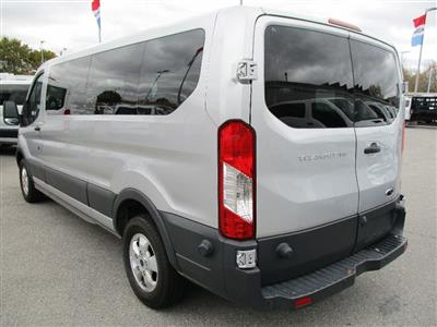 2017 Transit 350 Low Roof 4x2,  Passenger Wagon #FP3778 - photo 6