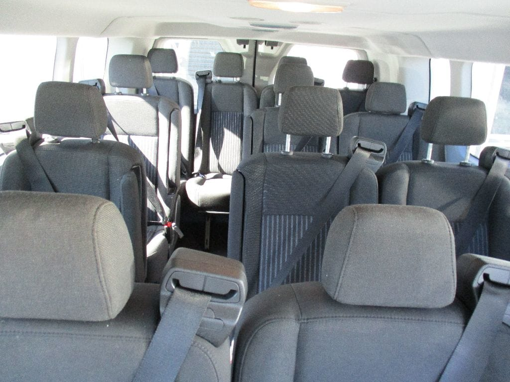 2017 Transit 350 Low Roof 4x2,  Passenger Wagon #FP3779 - photo 16