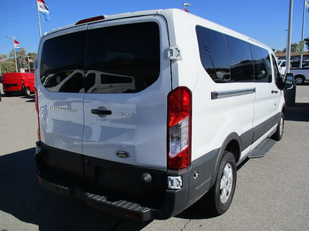 2017 Transit 350 Low Roof 4x2,  Passenger Wagon #FP3779 - photo 2