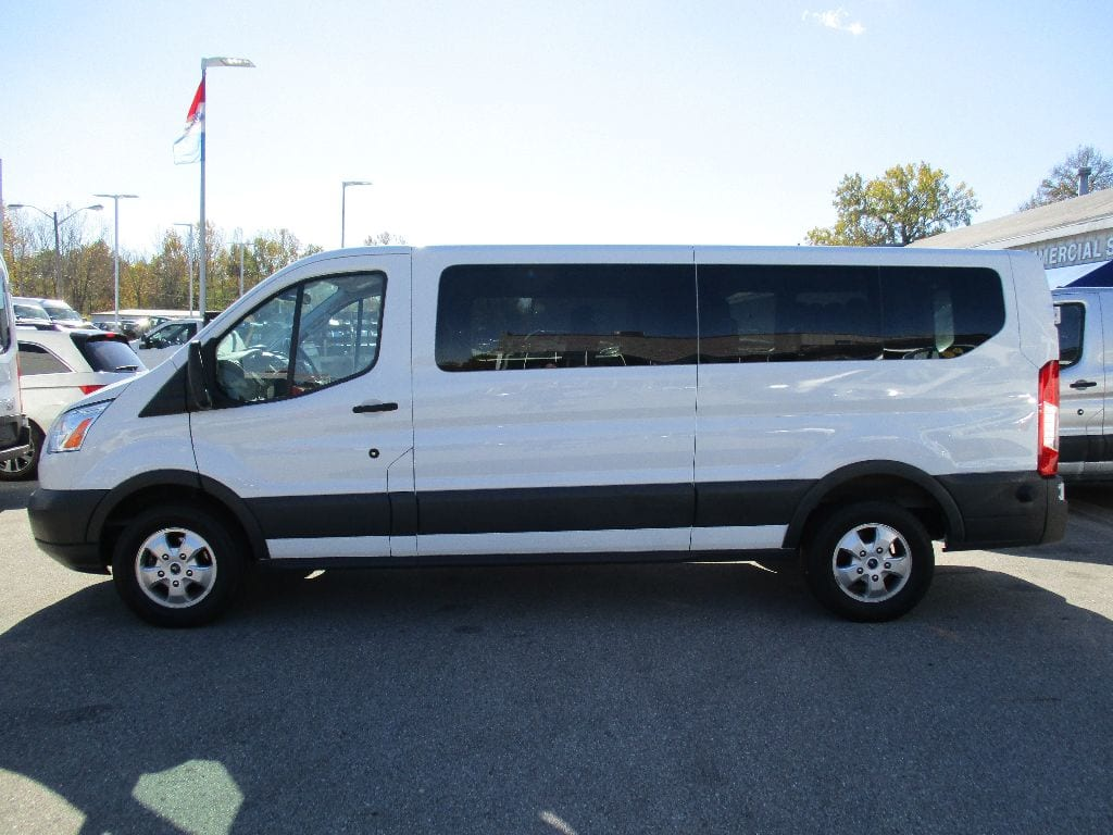 2017 Transit 350 Low Roof 4x2,  Passenger Wagon #FP3779 - photo 7