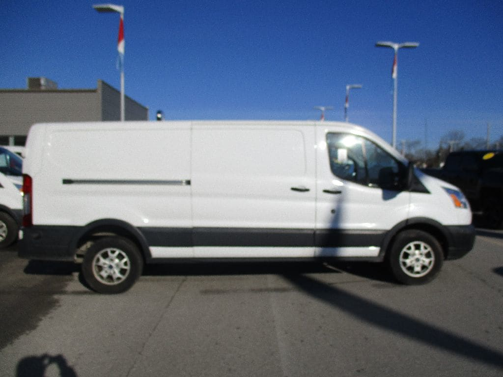 2016 Transit 250 Low Roof 4x2,  Upfitted Cargo Van #FP3788 - photo 3