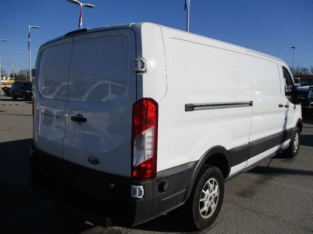 2016 Transit 250 Low Roof 4x2,  Upfitted Cargo Van #FP3788 - photo 4