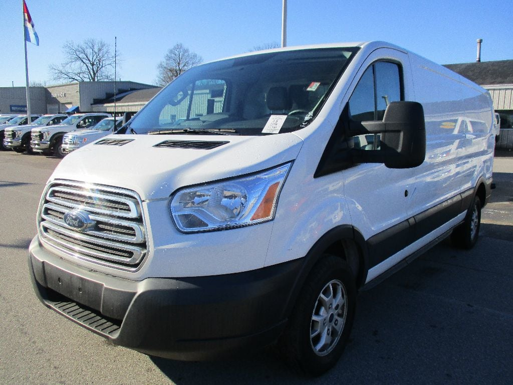2016 Transit 250 Low Roof 4x2,  Upfitted Cargo Van #FP3788 - photo 8