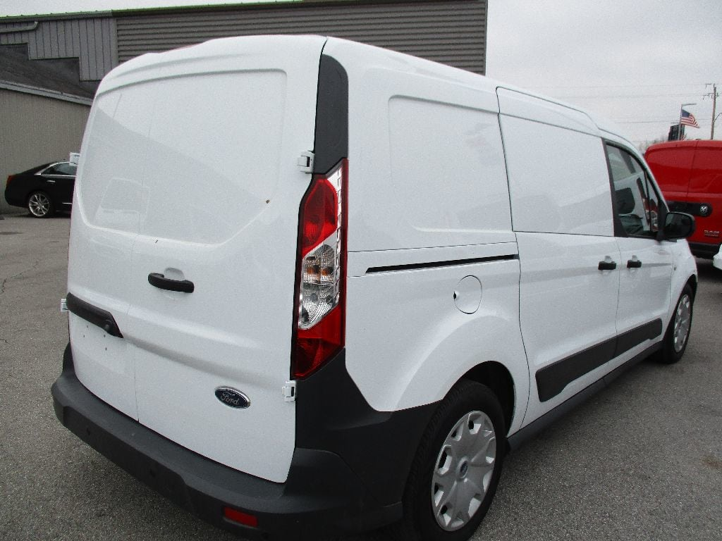 2017 Transit Connect 4x2,  Upfitted Cargo Van #FZ2917 - photo 2