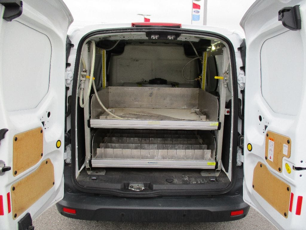 2017 Transit Connect 4x2,  Upfitted Cargo Van #FZ2917 - photo 3