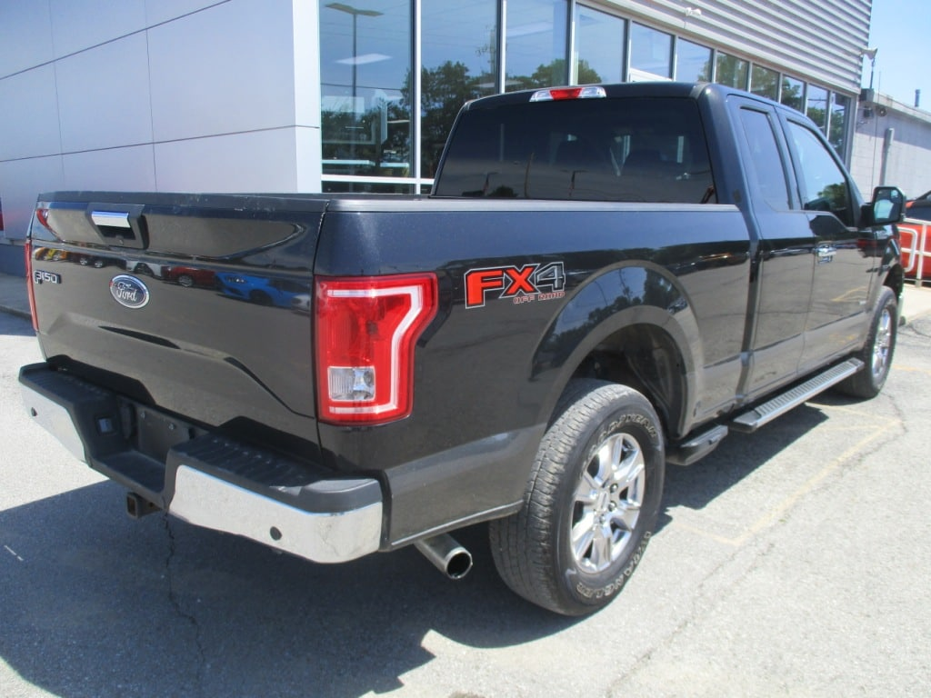 2015 F-150 Super Cab 4x4,  Pickup #P3699 - photo 2