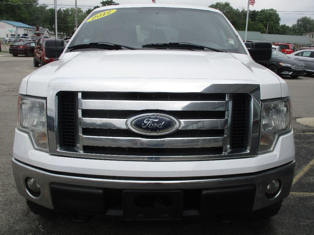 2012 F-150 Super Cab 4x4,  Pickup #P3720 - photo 9