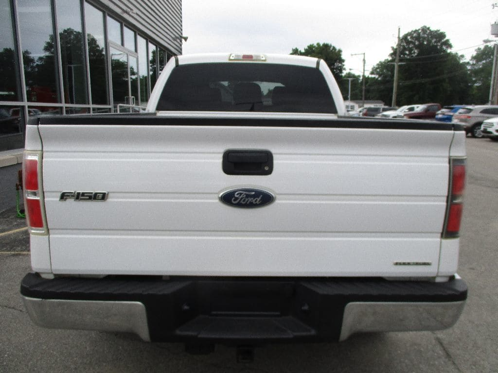 2012 F-150 Super Cab 4x4,  Pickup #P3720 - photo 4