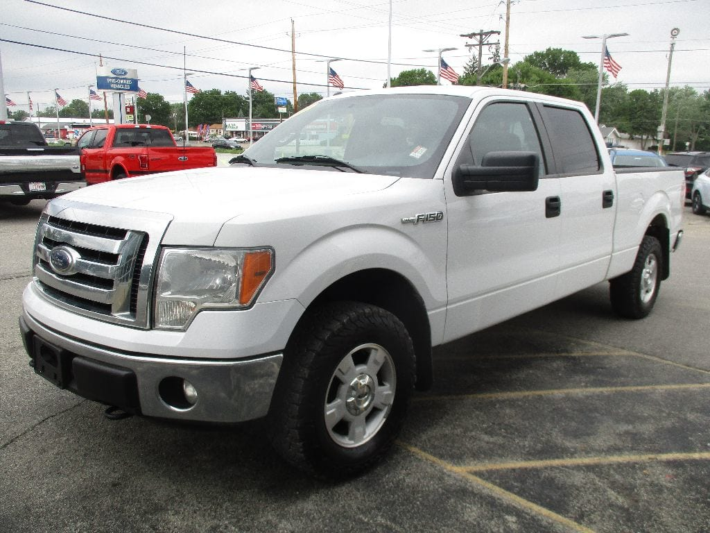 2012 F-150 Super Cab 4x4,  Pickup #P3720 - photo 8