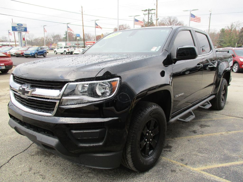 2016 Colorado Crew Cab 4x4,  Pickup #P3728A - photo 9