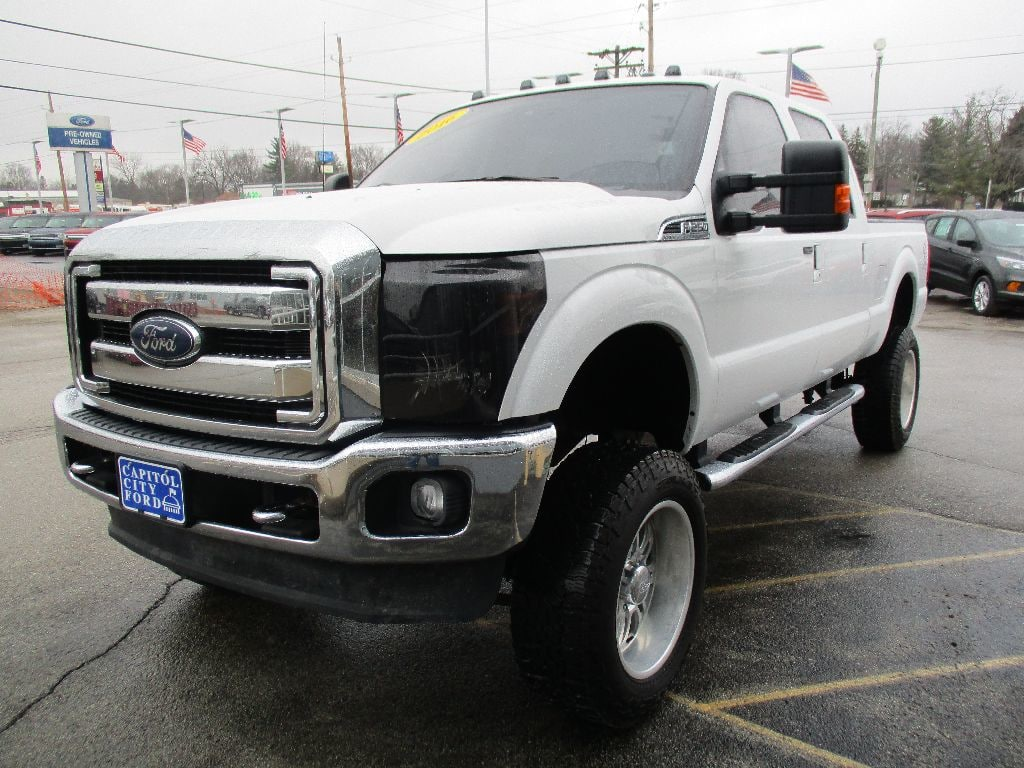 2016 F-250 Crew Cab 4x4,  Pickup #P3729A - photo 8