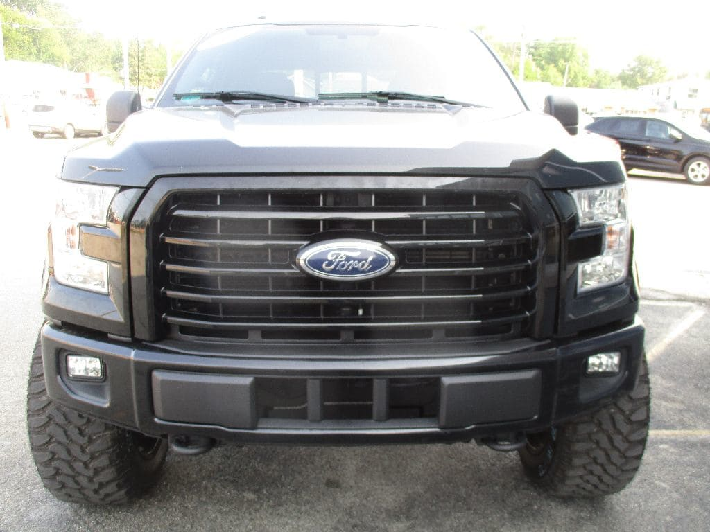 2015 F-150 SuperCrew Cab 4x4,  Pickup #P3730 - photo 8