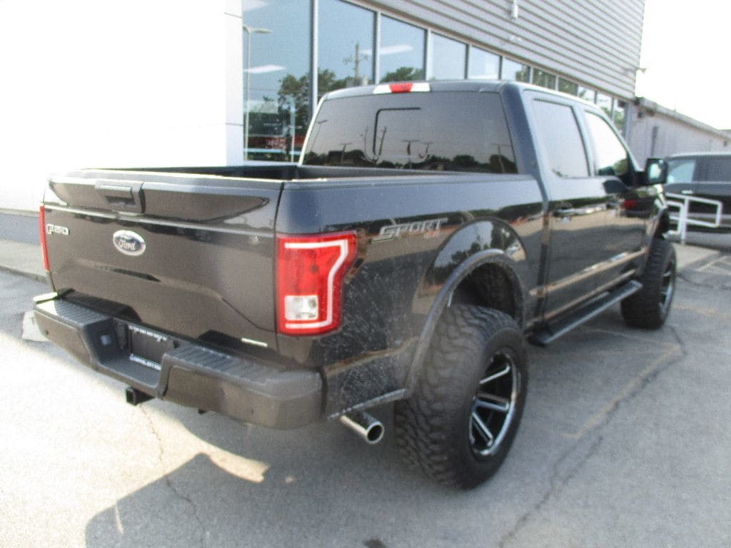 2015 F-150 SuperCrew Cab 4x4,  Pickup #P3730 - photo 2