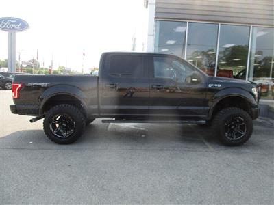 2015 F-150 SuperCrew Cab 4x4,  Pickup #P3730 - photo 3