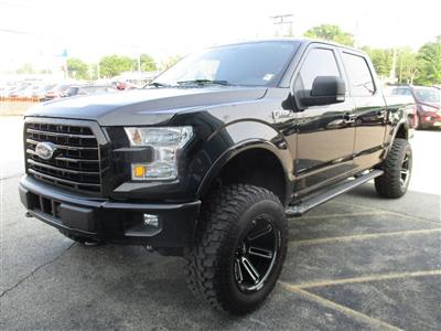 2015 F-150 SuperCrew Cab 4x4,  Pickup #P3730 - photo 7
