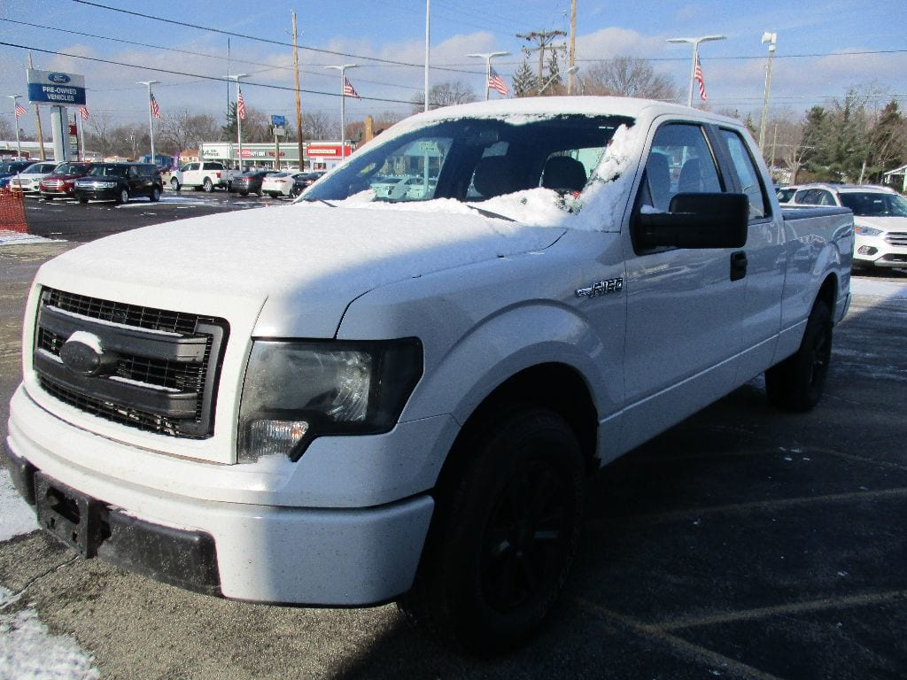 2013 F-150 Super Cab 4x2,  Pickup #P3744 - photo 8