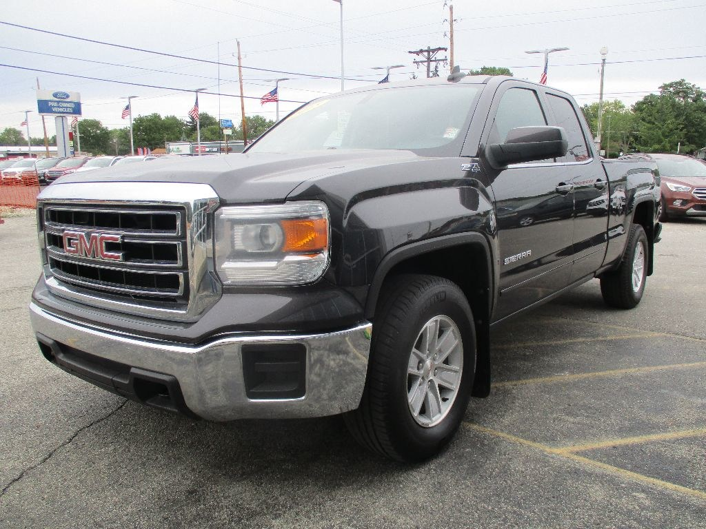 2015 Sierra 1500 Double Cab 4x4,  Pickup #P3756 - photo 8