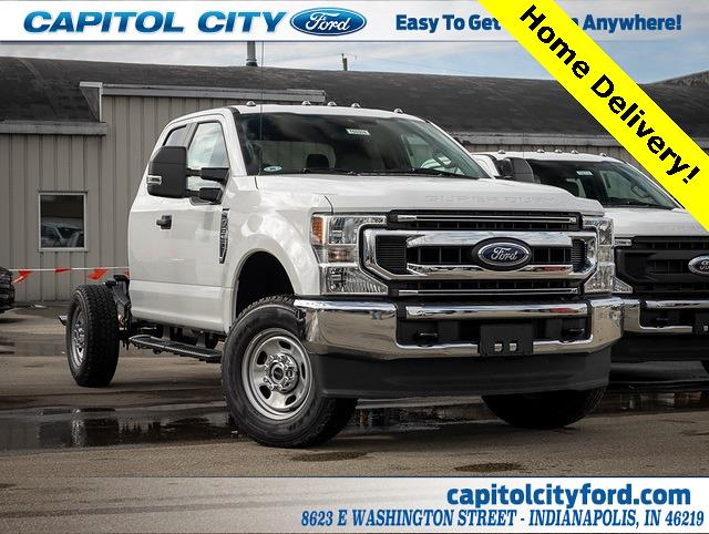 2020 Ford F-350 Super Cab 4x4, Cab Chassis #T00908 - photo 1