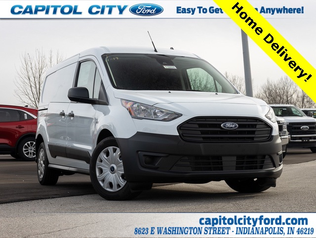 2021 Ford Transit Connect, Empty Cargo Van #T10024 - photo 1