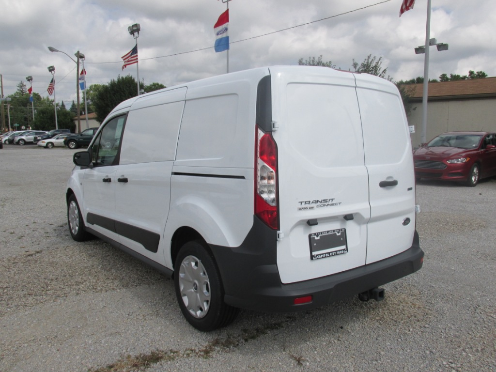 2016 Transit Connect 4x2,  Empty Cargo Van #T60525 - photo 5