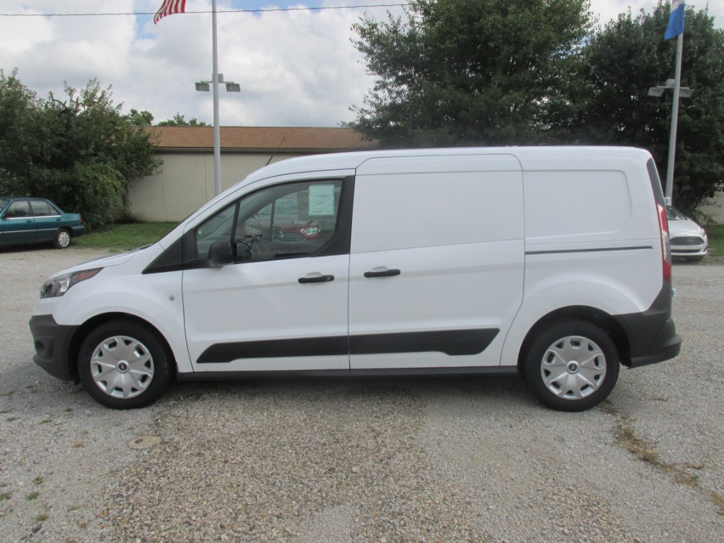 2016 Transit Connect 4x2,  Empty Cargo Van #T60525 - photo 9