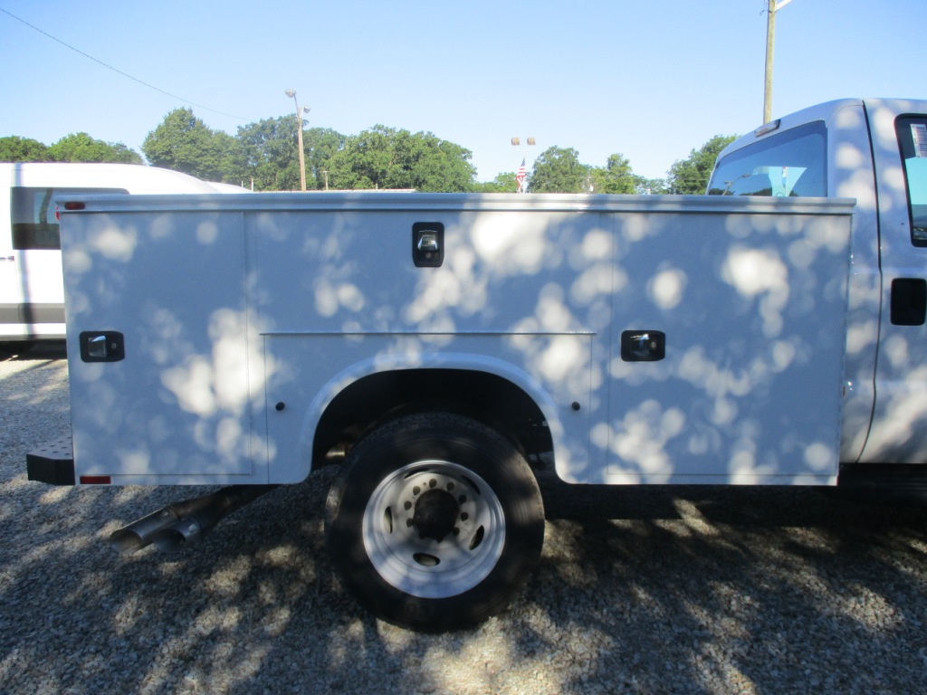 2016 F-450 Regular Cab DRW 4x4,  Knapheide Service Utility Van #T60533 - photo 5