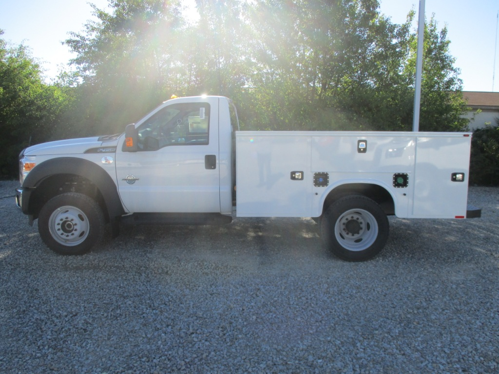 2016 F-450 Regular Cab DRW 4x4, Knapheide Service Utility Van #T60533 - photo 10