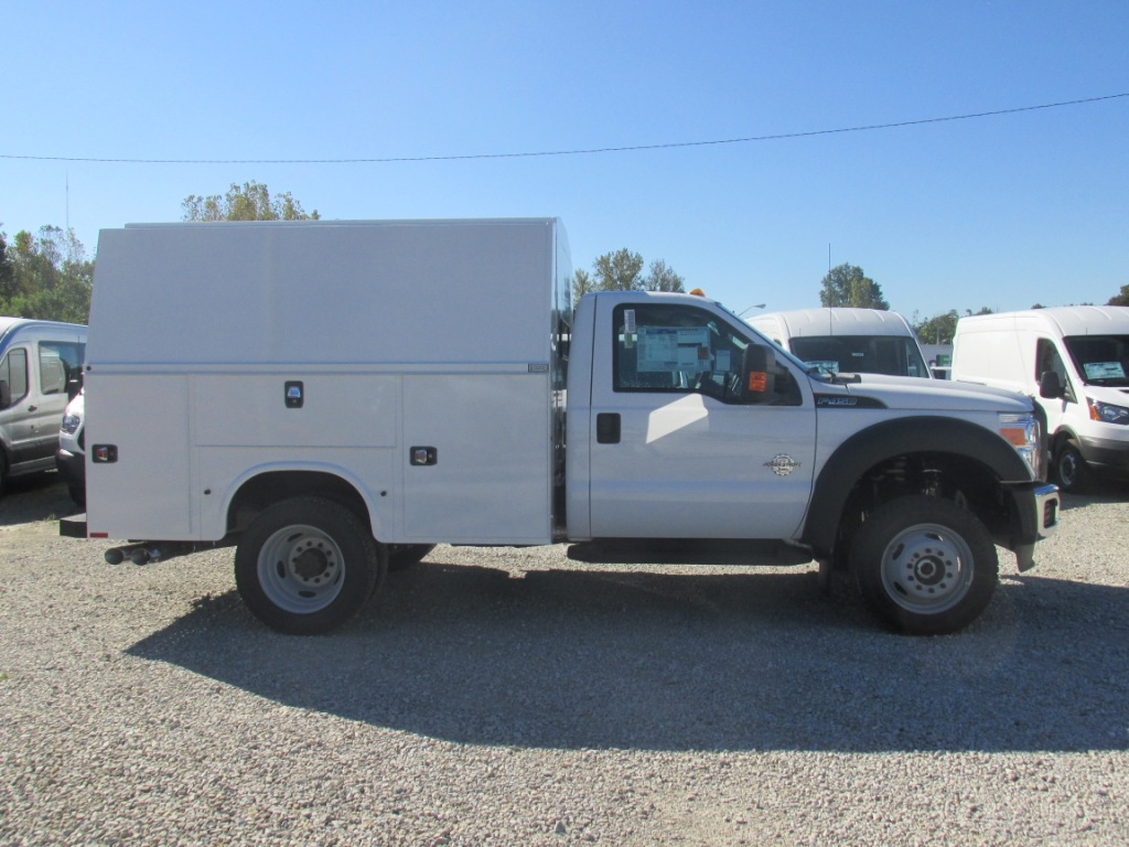 2016 F-450 Regular Cab DRW 4x4, Knapheide Service Utility Van #T60534 - photo 12